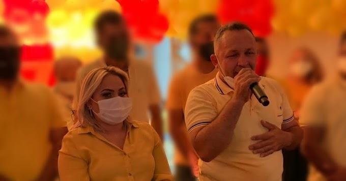 Cinthia Sonale tem registro de candidatura deferido pela Justiça Eleitoral
