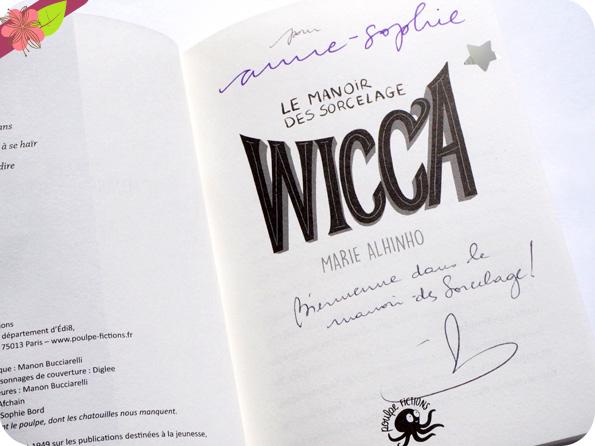 Wicca – Le Manoir des Sorcelage - Poulpe fictions