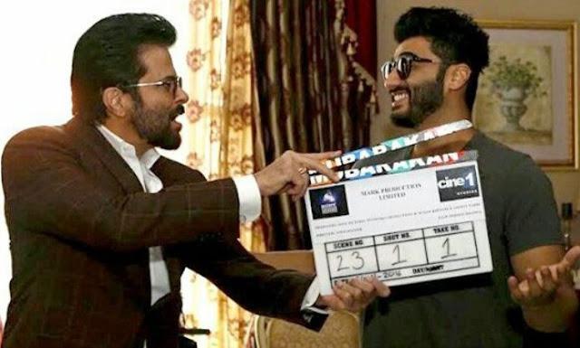 Mubarakan, Clappper Board, Take, Anil Kapoor, Arjun Kapoor, Review