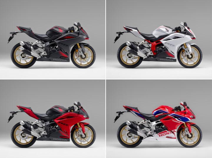 Ra mắt Honda CBR250RR 2021 - mạnh hơn, vẫn dùng động cơ 2 xy-lanh