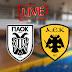 ΠΑΟΚ - AEK (LIVE)