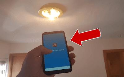 الدرس : خدعة في الكهرباء في منزلكم لإطفاء المصابيح وتشغيلها باستعمال هاتفك ! ستعجبك