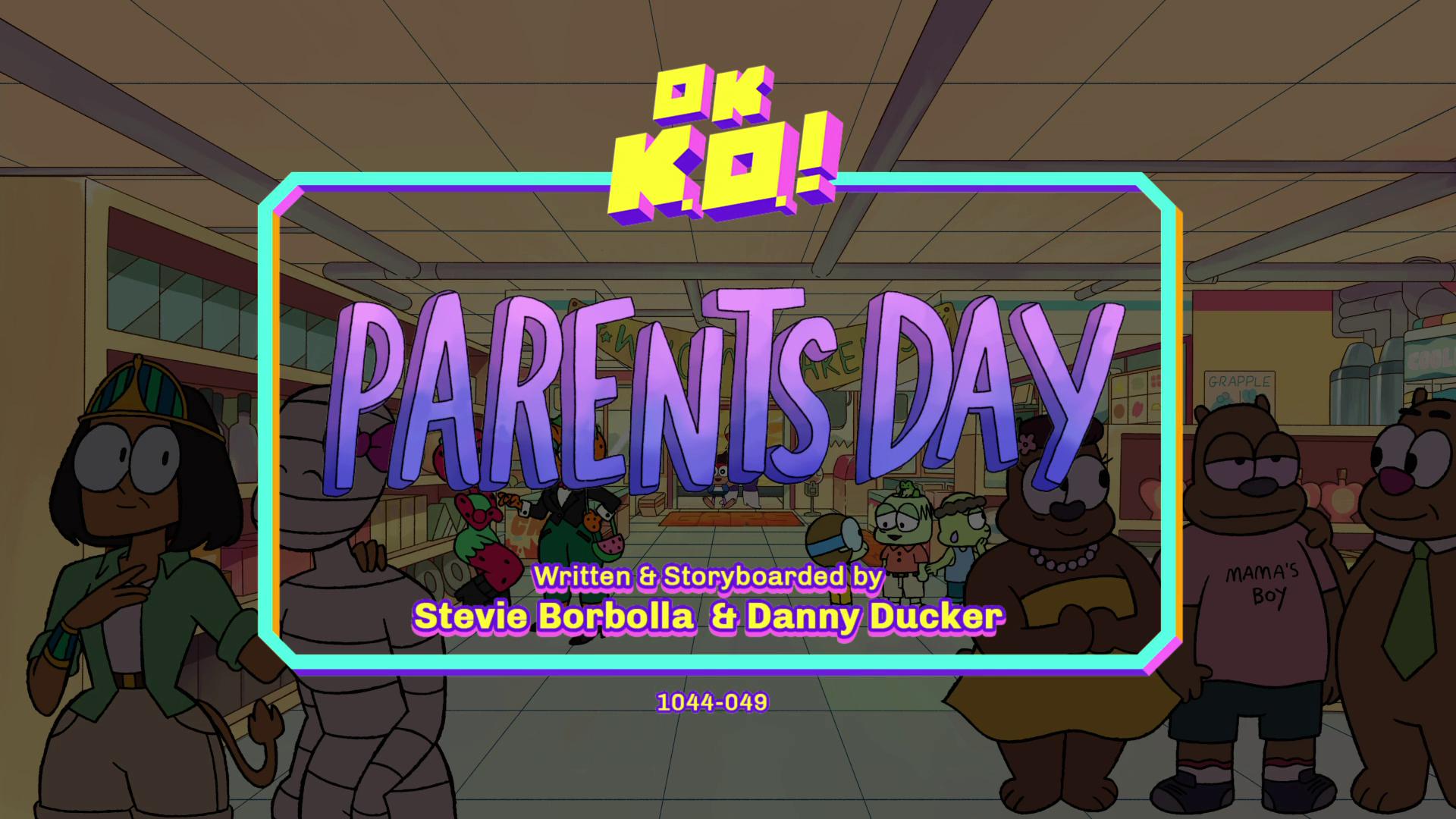 OK, K.O.! Vamos ser Heróis - Dia dos Pais