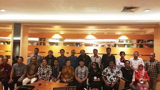 Petinggi Organisasi Pers Indonesia Sepakat Lawan Kriminalisasi Terhadap Wartawan