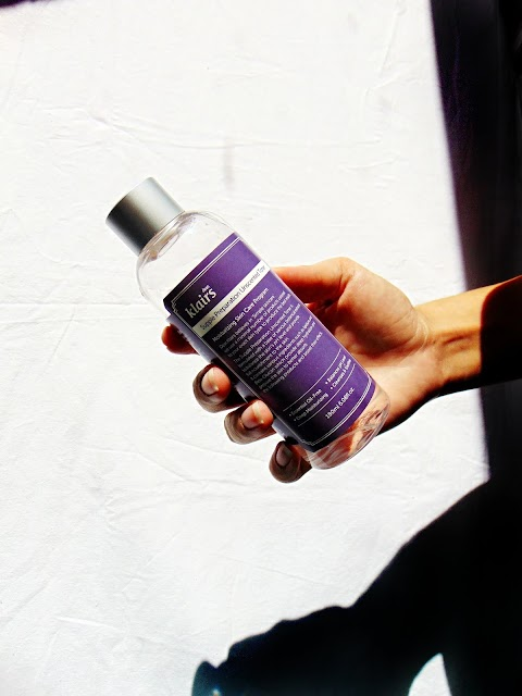 Put Focus On The Skincare - This Is My Current Favorite Toner