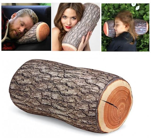 odun yastık