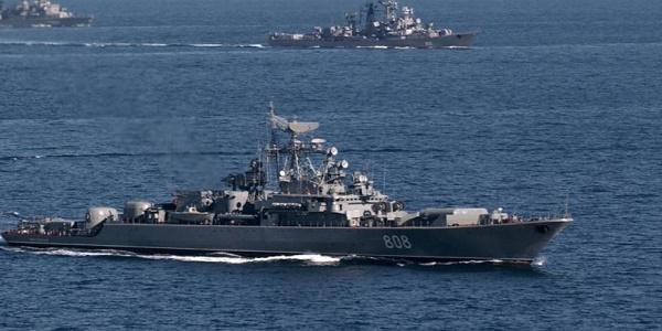 Στόλο - «ασπίδα» στέλνει στο Αιγαίο η Ρωσία - Γιατί η Μόσχα αντιδρά έντονα στις δηλώσεις άρνησης του Ρ.Τ.Ερντογάν για την Λωζάνη