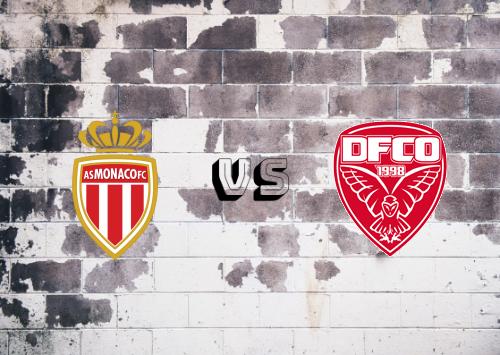 AS Monaco vs Dijon FCO  Resumen