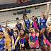 Sub-19 de vôlei feminino do Time Jundiaí termina invicto a primeira fase da Copa Regional