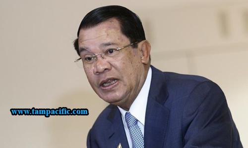 Thủ tướng Campuchia Hun Sen dọa bán trụ sở đảng đối lập Campuchia