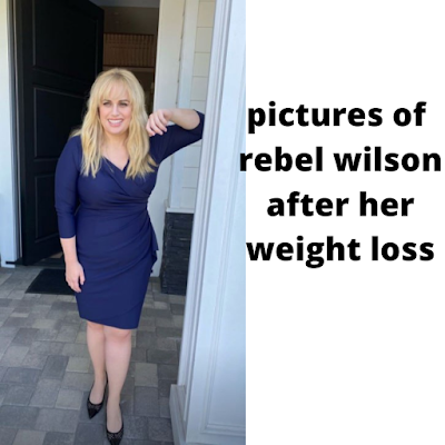 rebel wilson weight loss 2020 pictures