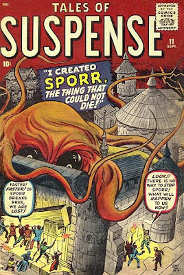 Tales of Suspense #11, Sporr