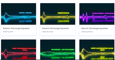create music spectrum online