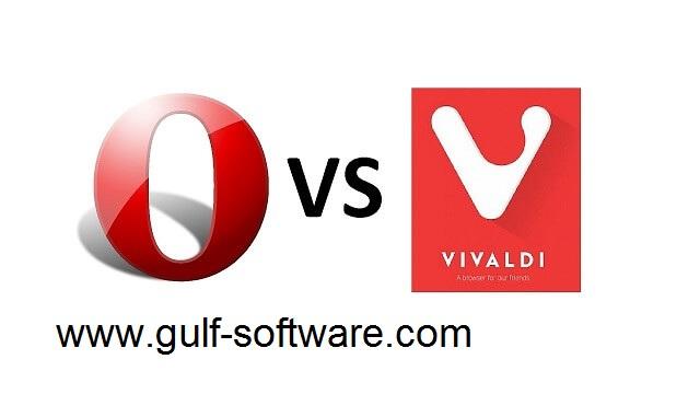 أوبرا مقابل Vivaldi: أيهما أفضل والأغنى بالمميزات ؟