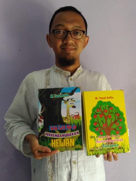 Belajar Bernalar Tentang Tumbuhan Dan Hewan Dengan Buku Pop-Up Tumbuhan Dan Hewan