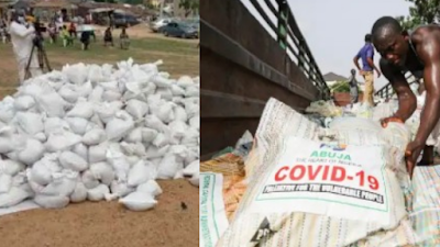 Chairman Of Makurdi Traders Union Arrested For Selling COVID-19 Palliatives