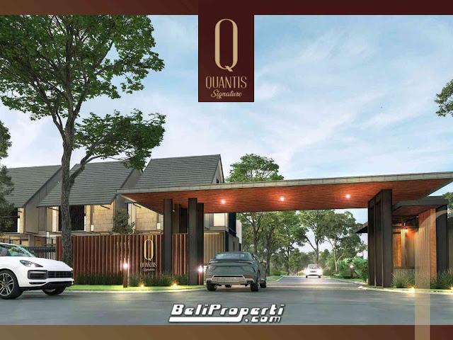 quantis signature residence