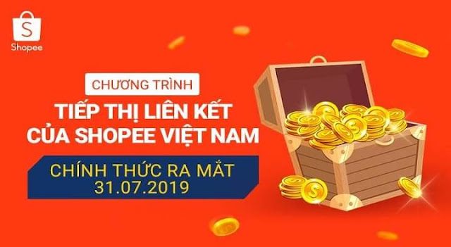 """""""Kiếm tiền"""" cùng Shopee Việt Nam Affliate Program - Cơ hội gia tăng thu nhập"""