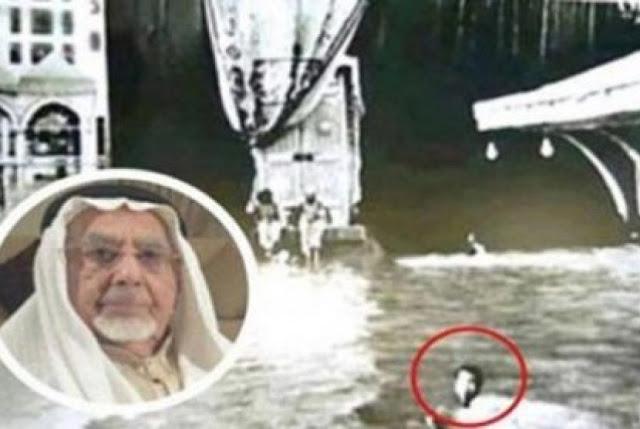 Baru Terungkap, Siapa Jemaah Haji yang Thawaf Sambil Berenang.... Ternyata.....