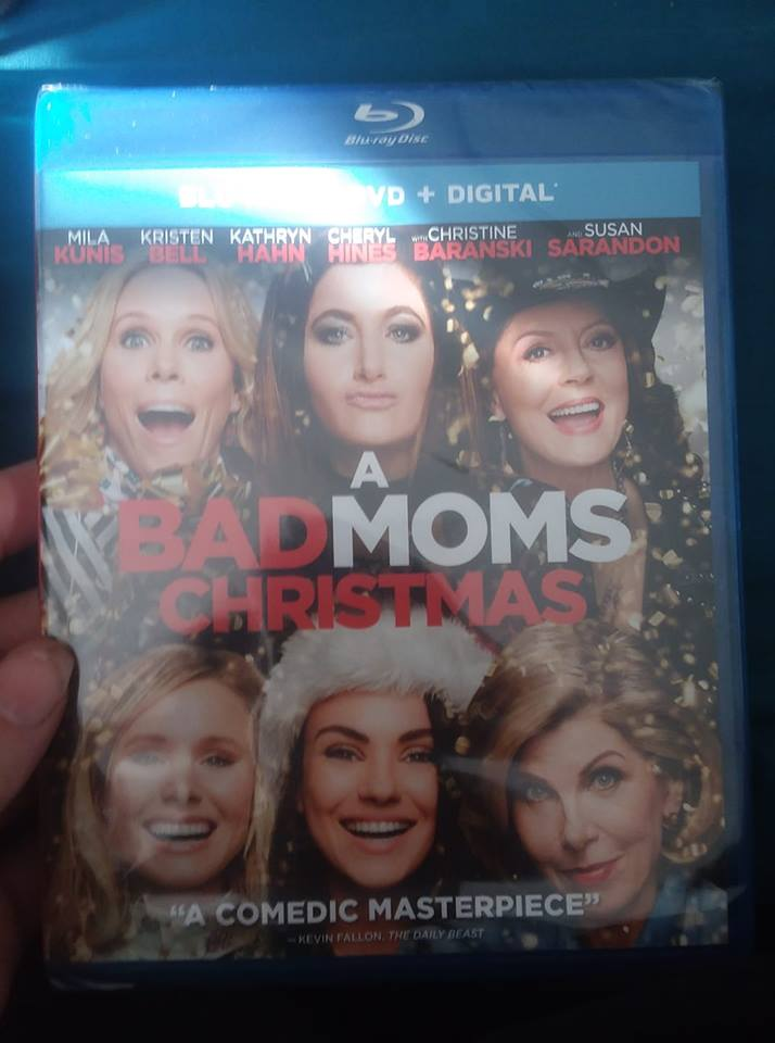 A Bad Moms Christmas Dvd Cover.A Bad Moms Christmas On Blu Ray And Dvd Combo Pack 2 6