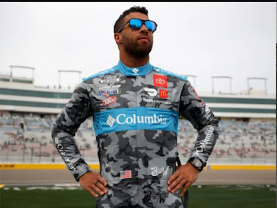 Avid Gamer Bubba Wallace Will Promote the Logitech