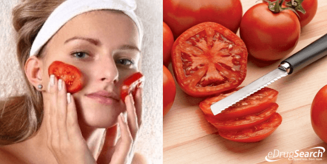 HOW TO USE TOMATO AS NATURAL ACNE TREATMENT