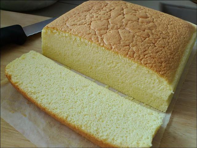 Resep Ogura Cake