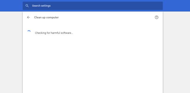 Skeniranje računara u potrazi za virusima