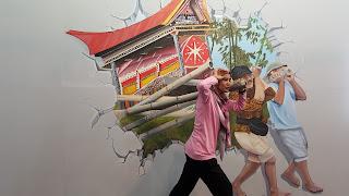 3D Museum City Walk Nagoya Batam