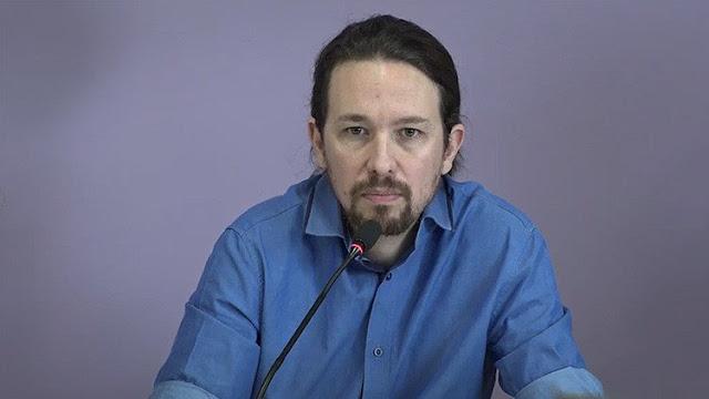 """Iglesias: """"Crece en la sociedad española un debate sobre la utilidad de la Monarquía"""""""