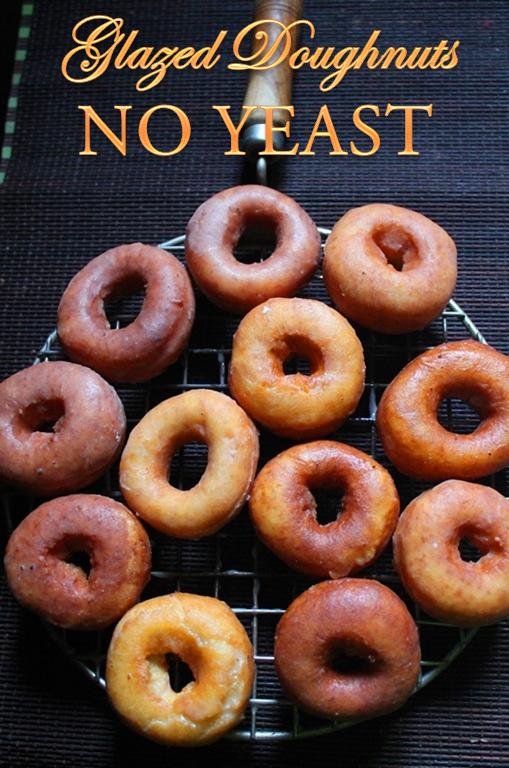 Easy Glazed Doughnuts Recipe How To Make Doughnuts