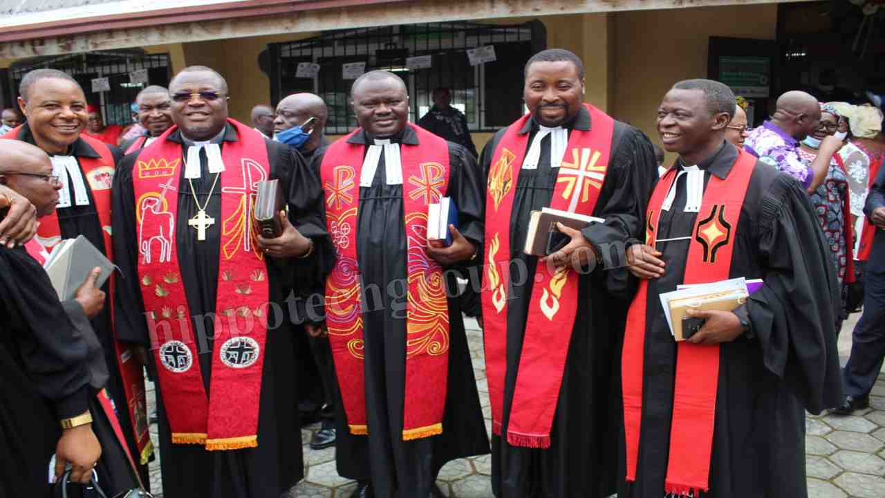 How To Download the Constitution of the Presbyterian Church in Cameroon (PCC) PDF