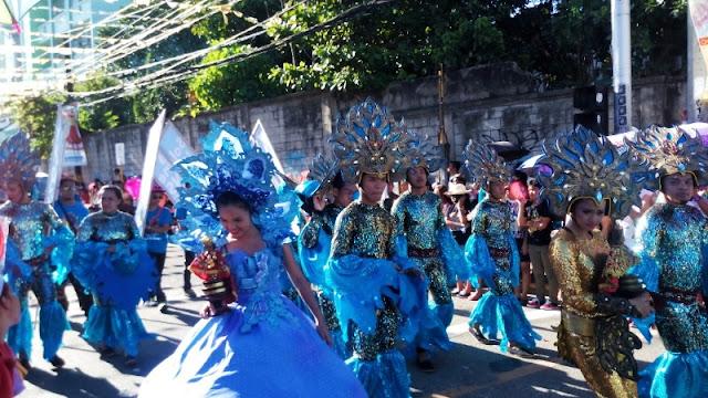 Sinulog Dance Contingent - Sinulog 2016