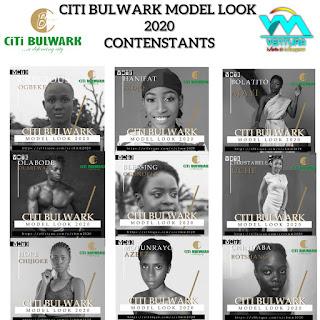 Meet CiTi Bulwark Model Look 2020 Contestants