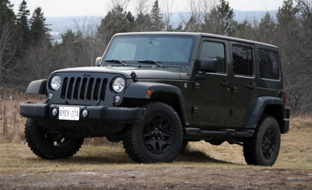2016 Jeep Wrangler Automatic Review