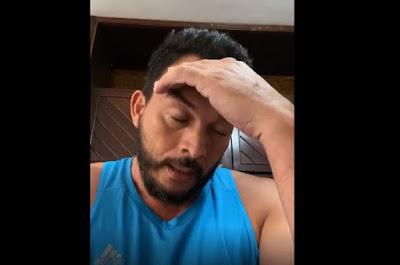 VÍDEO: Styvenson faz live pra explicar R$ 600 recebidos e expõe ...