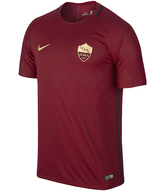 2b7d9aaa63a 2016 Footy Headlines Awards - AS Roma 'Derby' Wins Best Kit of the ...