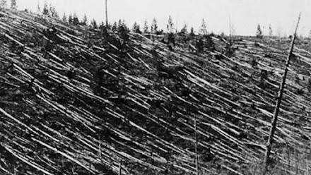 Οταν μετεωρίτης εξαφάνισε 80 εκατ. δέντρα στη Σιβηρία