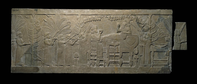 'Assyria: Palace Art of Ancient Iraq' at the Getty Villa