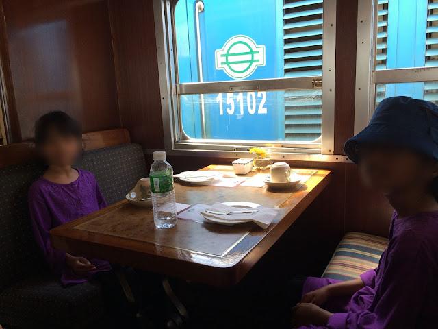 Cuti best di Kota Kinabalu bersama anak-anak