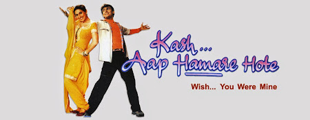 Poster Of Bollywood Movie Kash Aap Hamare Hote (2003) 300MB Compressed Small Size Pc Movie Free Download worldfree4u.com