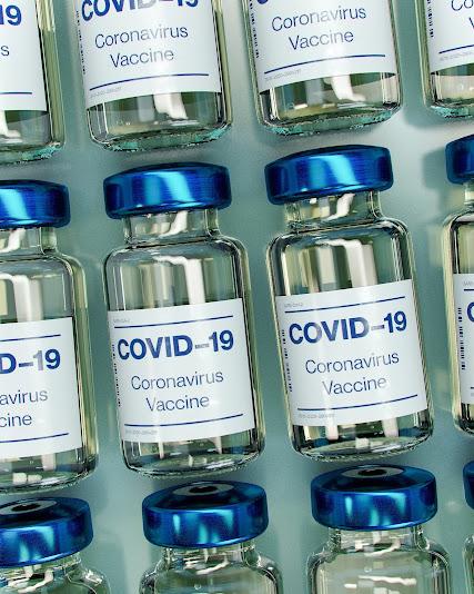 vrste cjepiva: Fajzer, Moderna,  AstraZeneca
