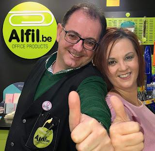 Alfil Be Antequera Papelería & Hobby CASO DE ÉXITO!!!