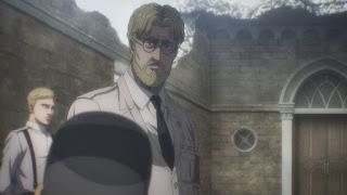 """進撃の巨人アニメ第4期61話 闇夜の列車   Attack on Titan The Final Season Episode 61 """"Midnight Train"""""""