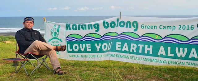 Pantai Karang Bolong Sukabumi