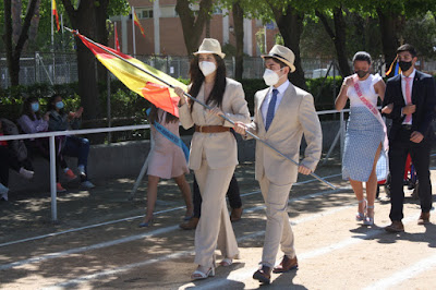 Olimpiada Apóstol Santiago Aranjuez 2021