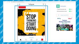 Cara MUDAH Upload Foto dan Video di Instagram Lewat PC atau Laptop