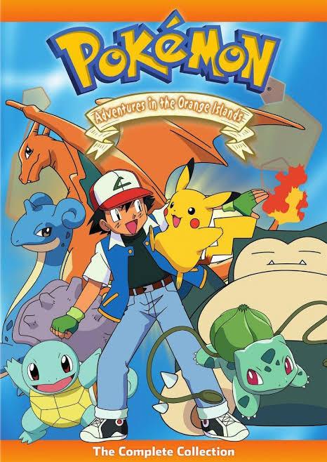 Pokemon season 02 Adventures in orange island images In H.D