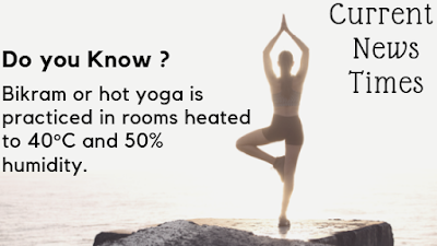 """Facts about """"Hot Yoga"""""""