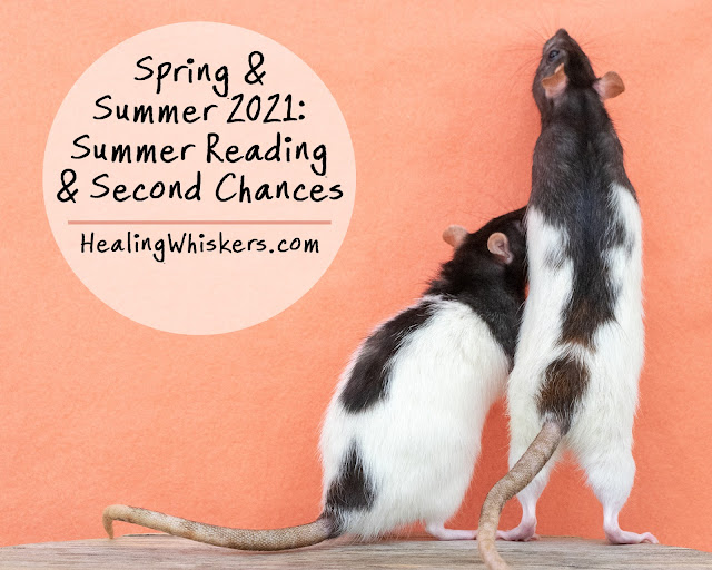 Spring & Summer 2021: Summer Reading & Second Chances